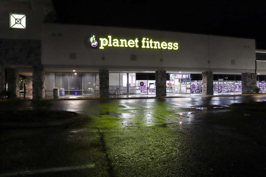 Planet Fitness Palatka Gallery Skyline Construction Inc